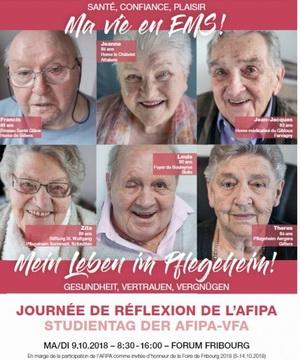 Journée de réflexion de l'AFIPA